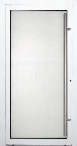 "Aluminium Glas Haustür ""ALPSEE"" 90mm"