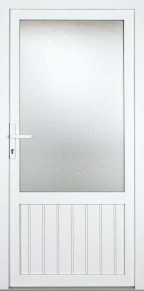 """Kunststoff Nebeneingangstür """"NECKAR"""" 60mm (Auslaufmodell)"""