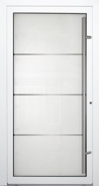 "Aluminium Glas Haustür ""ELZBACH"" 90mm"