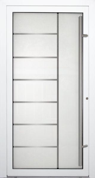 "Aluminium Glas Haustür ""VECHTE"" 90mm"