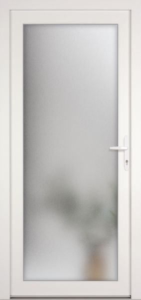 "Kunststoff Nebeneingangstür ""EMILY-M"" 74mm"