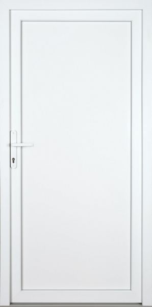 "Kunststoff Nebeneingangstür ""DONAU-M"" 60mm"