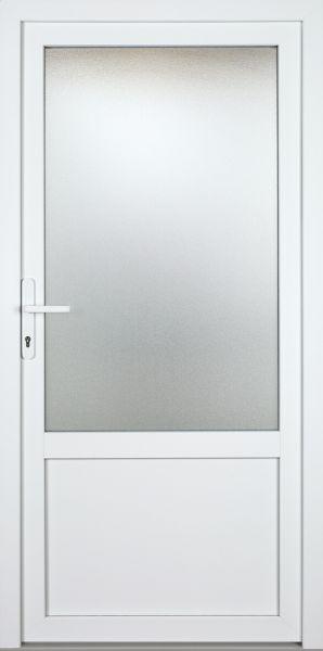 "Kunststoff Nebeneingangstür ""CHIEMSEE-M"" 60mm"