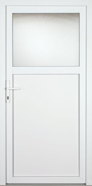 """Kunststoff Nebeneingangstür """"ALSTER-M"""" 60mm"""