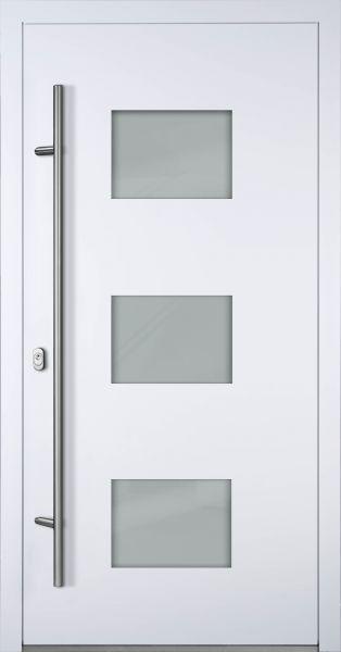 """Aluminium Haustür """"MÜRITZ"""" 90mm RC2"""