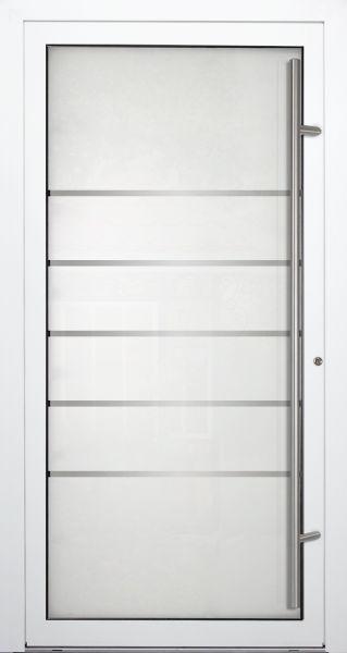 "Aluminium Glas Haustür ""EIBSEE"" 90mm"