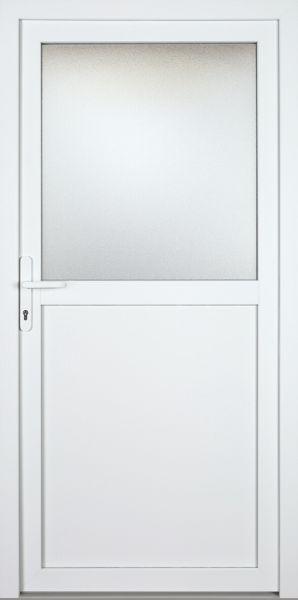 "Kunststoff Nebeneingangstür ""PILSENSEE-M"" 60mm"