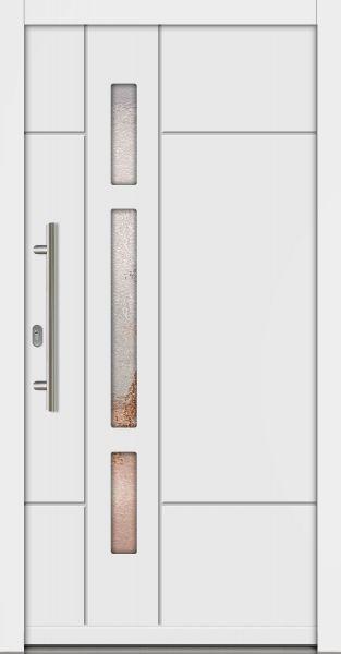 """Standardmaß Holz Haustür """"AUBACH"""" 68mm"""