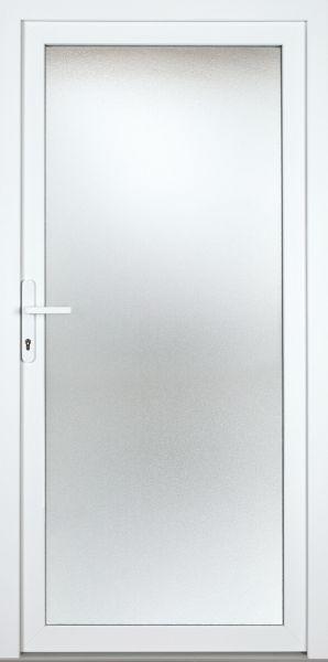 "Kunststoff Nebeneingangstür ""ELBE-M"" 60mm"
